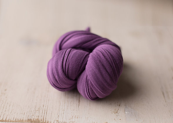 stretchy wrap - purple