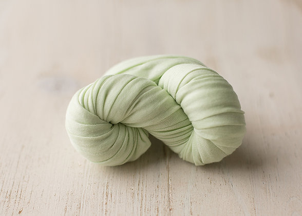 stretchy wrap -pale green