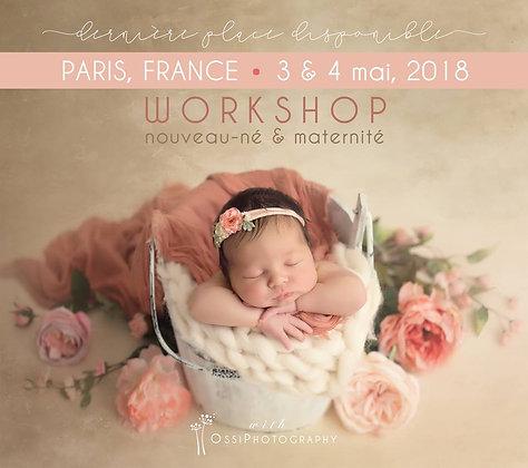 WORKSHOP PARIS