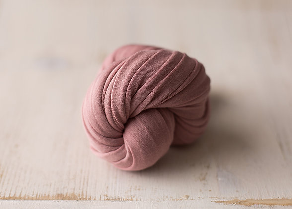 stretchy wrap - antique pink