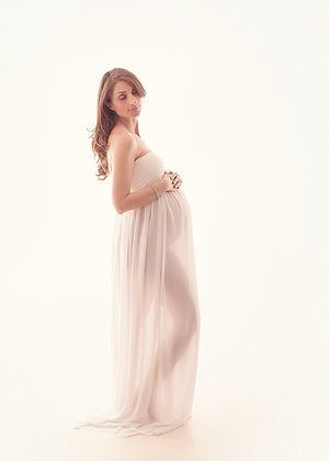 Naomi maternity gown
