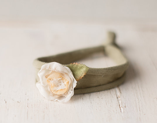 Kelly headband, olive