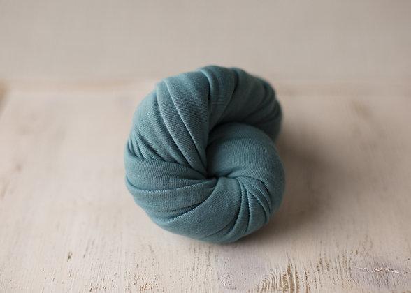 stretchy wrap - powder blue