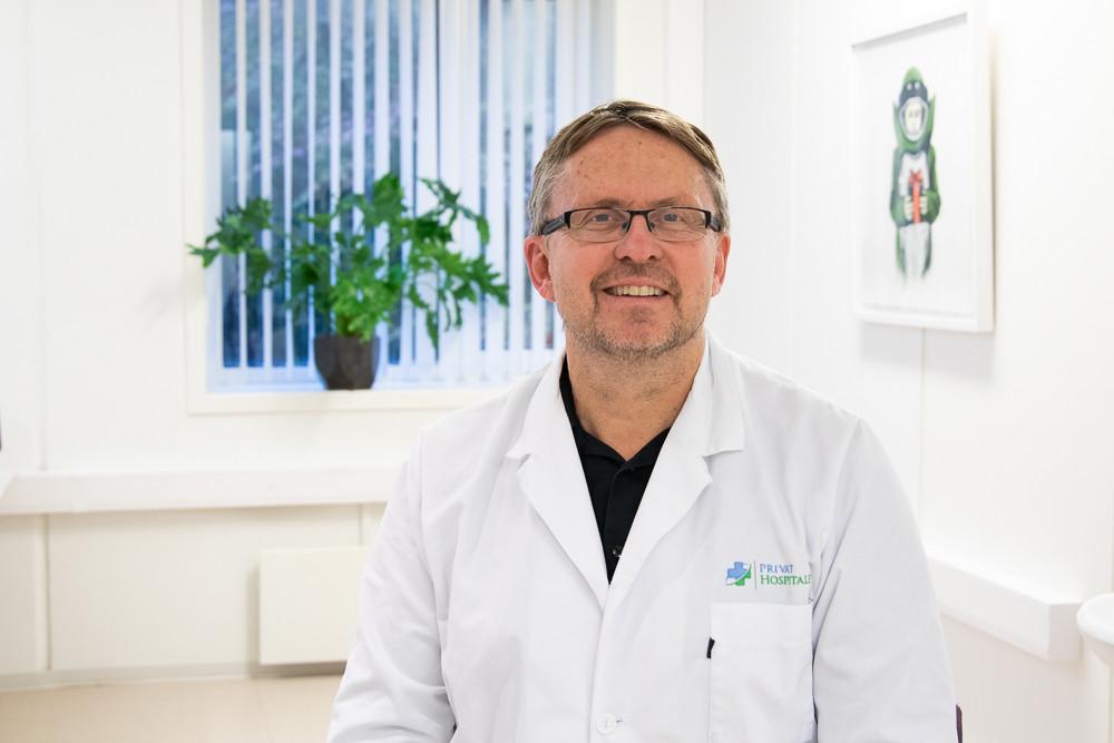 Dr.Stein Helge Glad Nordahl