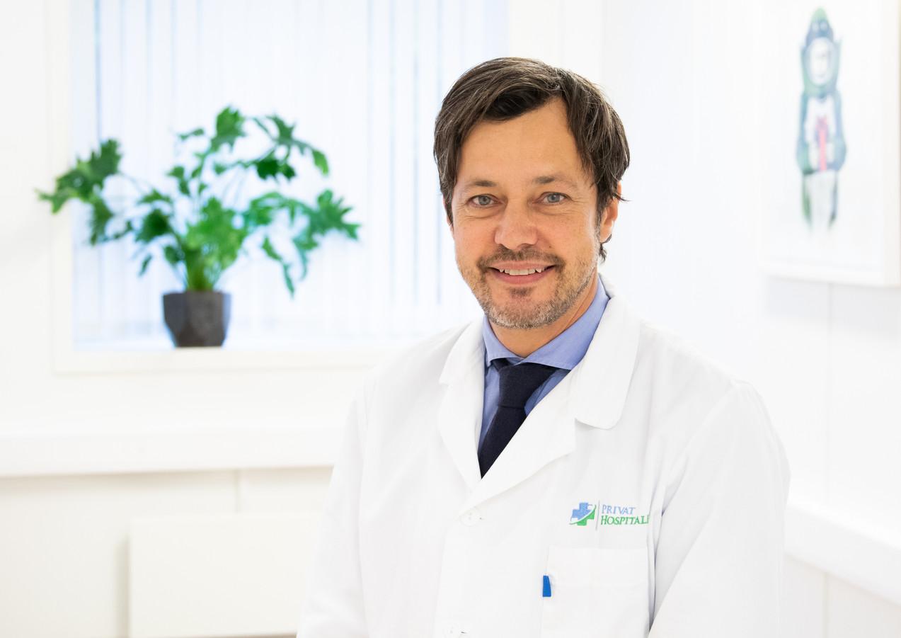 Dr.Bjørn E. Rosenberg
