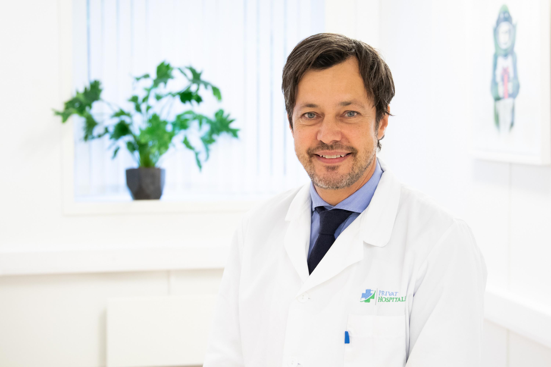 Forundersøkelse Dr.Bjørn E.Rosenberg
