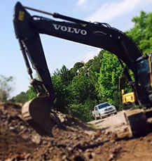 Romega Yapı & İnşaat Menderes Orman Yolu Projesi