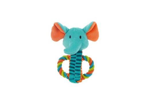 Chomper Mini Twist Rope Tug
