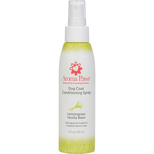 Lemongrass Vanilla Bean Dog Coat Spray (4.5 oz)