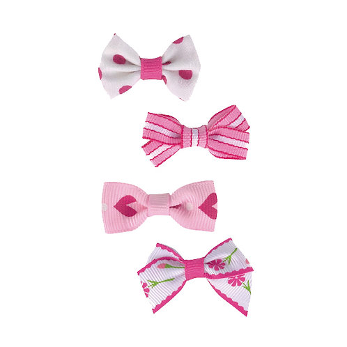 Aria Pretty In Pink Bow