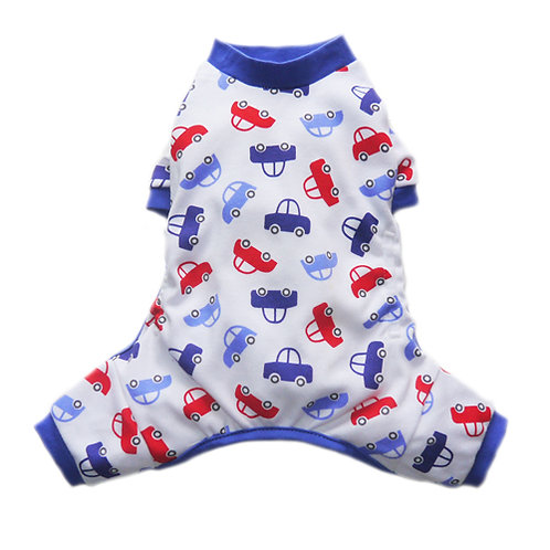 Car Pajama from Pooch Outfitters