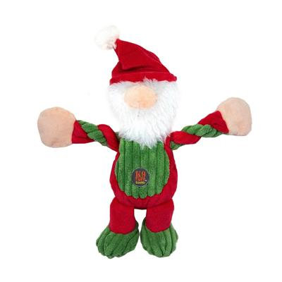 Pulleez Holiday Santa Gnome Toy