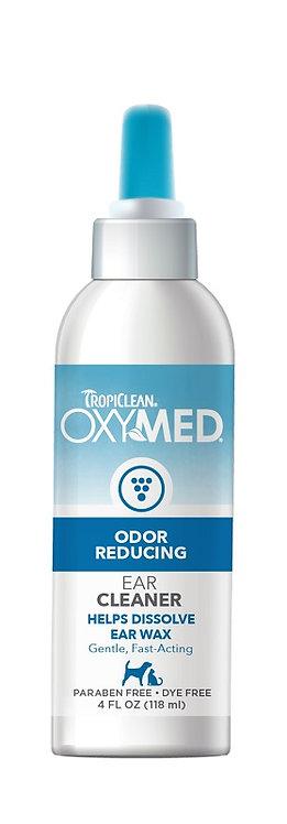 TropiClean OxyMed Odor Reducing - Ear Cleaner 4 oz