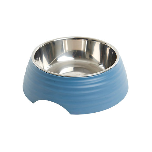 BUSTER Frosted Ripple Dog Bowl from digPETS™