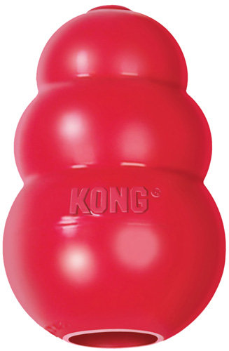 Red Classic Kong® Toy from Gralen Company