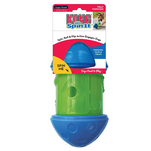 KONG® Spin It Dog Toy Small