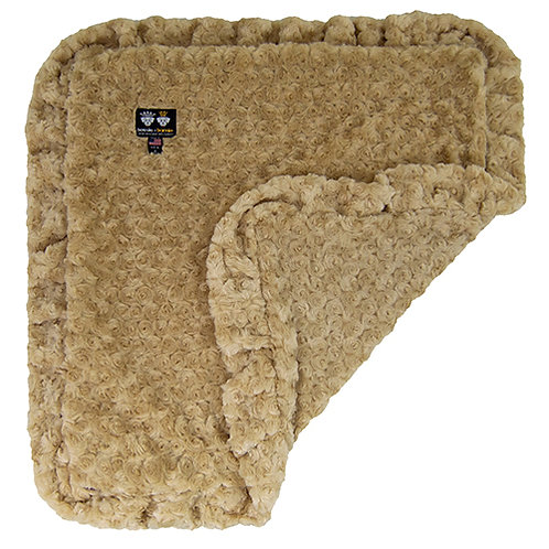 Blanket- Camel Rose from Bessie and Barnie