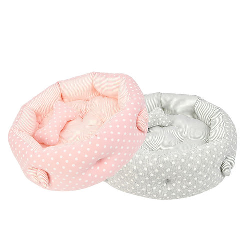 Paloma Round Bed by Pinkaholic®