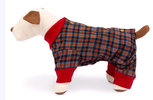 Cabin Plaid Pajamas from Harry Barker