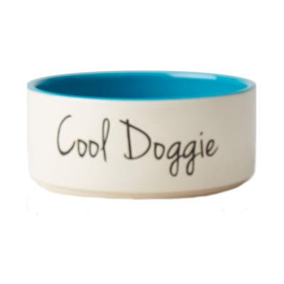 Cool Doggie Bowl, 4 cups, Turquoise