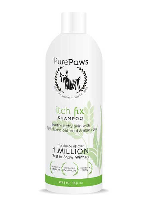 Pure Paws(R) Sulfate Free Itch Fix Shampoo 16oz
