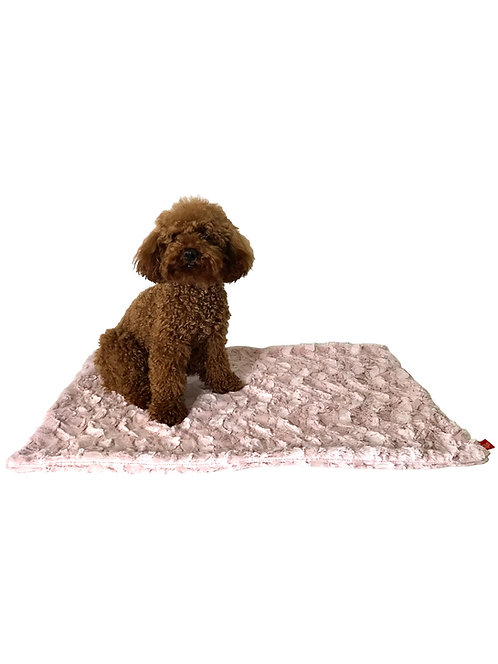 Blanket, Bella Blush Pink Small