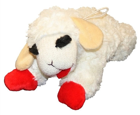 Multipet Lamb Chop Laying Down 6 In