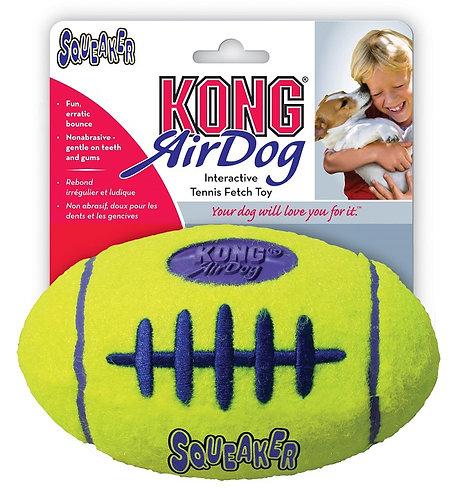 Air Kong® Squeaker Football from Gralen Company
