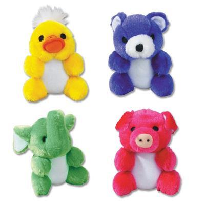 Zanies® Kutie Pies Plush Toys Assorted
