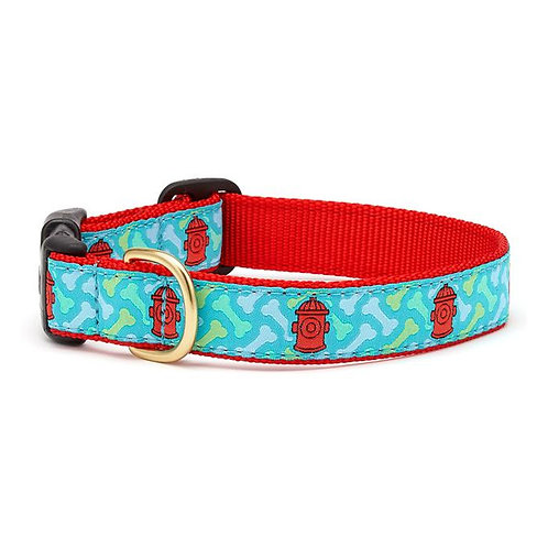 Hydrant Dog Collars and Leashes by Up Country