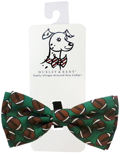Football Bow Tie by Huxley & Kent