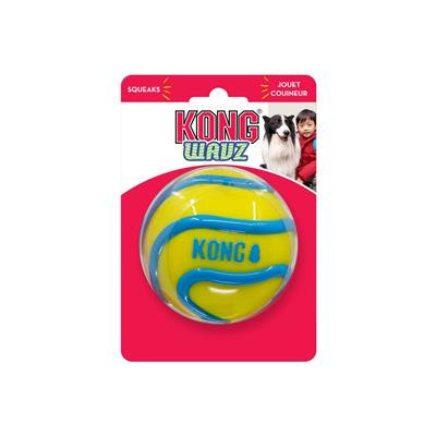 KONG® Wavz Ball Dog Toy - Assorted Colors