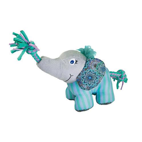 KONG® Knots Carnival Elephant from Gralen Company