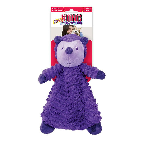 KONG® Low Stuff Tuffluxe Hedgehog Dog Toy