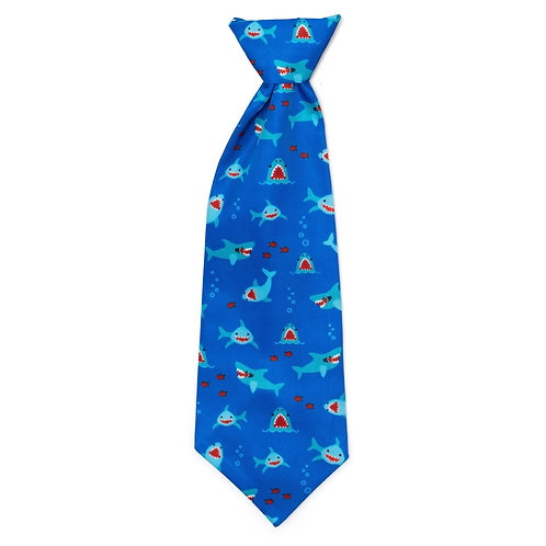 Chomp Neck Tie from The Worthy Dog
