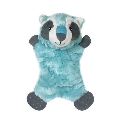 Pet Park Blvd Flatties - Raccoon