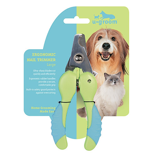 UG Ergonomic Nail Trimmers from Boss Pet/PetEdge