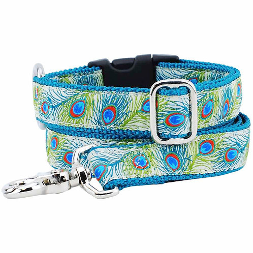 Paradise Found Cream Essential Collars and Leads