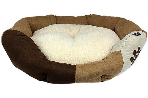 Caramel Micro-Fiber Bed from Parisian Pet®