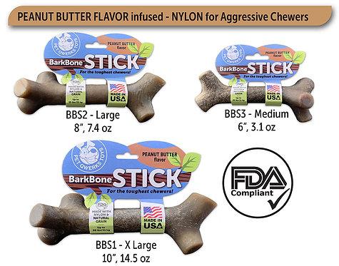 BarkBone Stick Medium- Peanut Butter