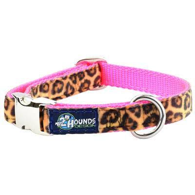 "5/8"" Soft Kitty Swiss Velvet Essential Dog Collar sm"