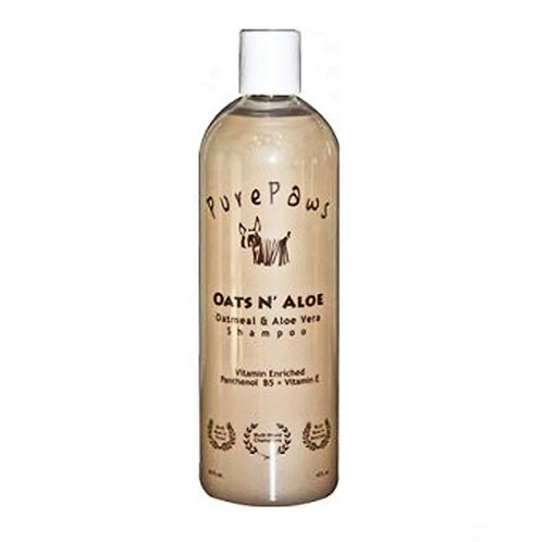 Pure Paws(R) Oats N' Aloe Shampoo 16oz