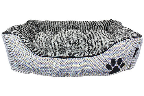 Gray Cabana Lounger Bed