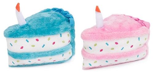 ZippyPaws Birthday Cake