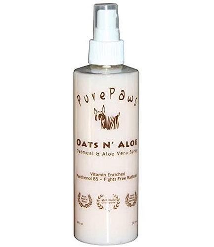 Oats & Aloe Spray 8oz
