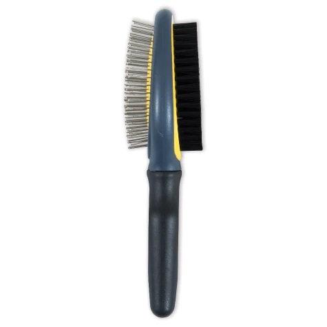 JW Pet Gripsoft Double Sided Brush