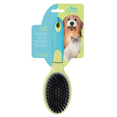 "U-Groom 9"" Combo Brushes"
