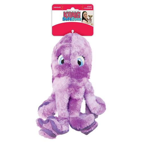 KONG® SoftSeas™ Octopus Dog Toy
