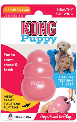 Puppy Kong® Toy Marble from Gralen Company