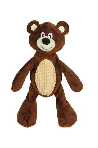 Tender-Tuffs Crinkle - Happy Bear - Low Stuffing from SmartPetLove